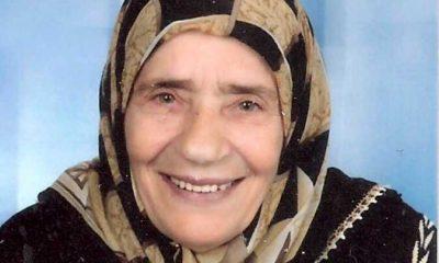 Ulucami'de Hanife Çilesiz vefat etti