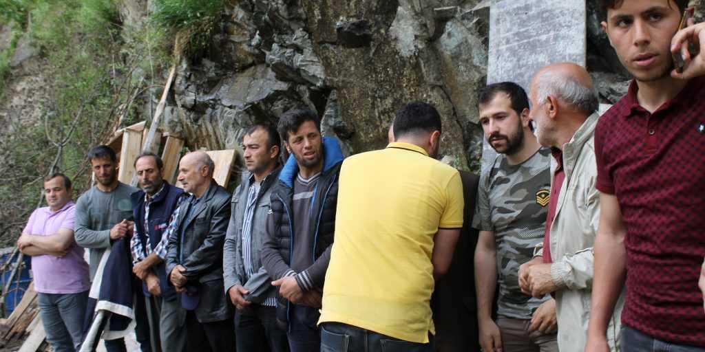Çamlıbel'de Halil Günlü Toprağa verildi 4