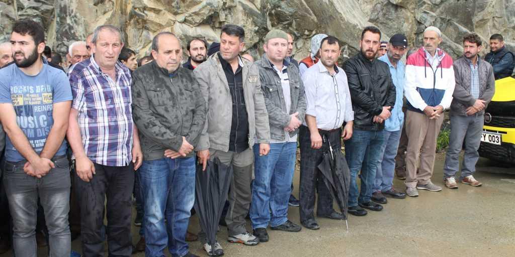 Çamlıbel'de Halil Günlü Toprağa verildi 10
