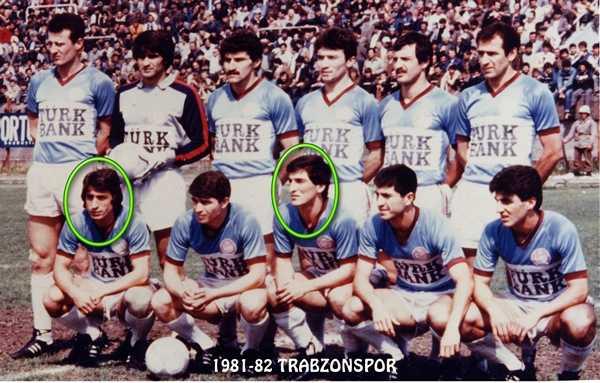 Trabzonspor'da futbol oynayan Çaykaralılar 8