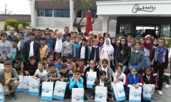 Bitlis'ten Çaykara'ye 100 öğrenci geliyor
