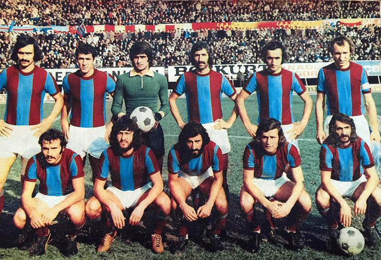Trabzonspor'da futbol oynayan Çaykaralılar 7