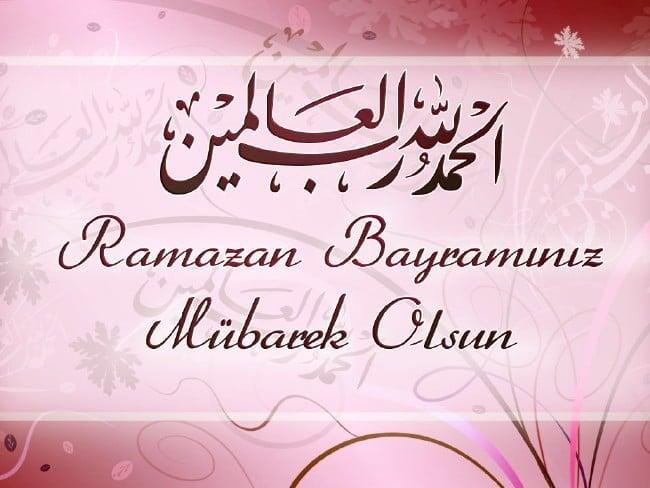 Ramazan'ın şükrü: Bayram