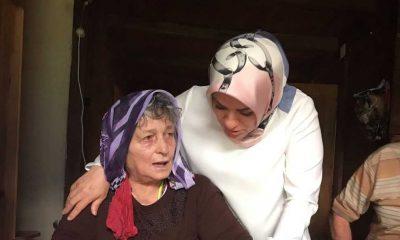 Milletvekili Köseoğlu Çaykara ile bayramlaştı