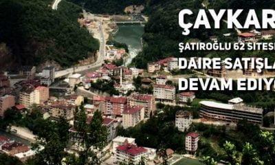 Şatıroğlu 62 sitesi Çaykara'da satışlarına devam ediyor