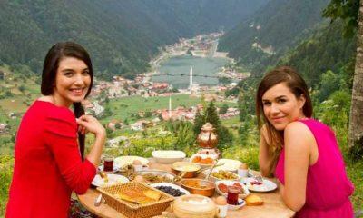 Uzungöl'ü 11 ayda 678 bin 433 turist ziyaret etti