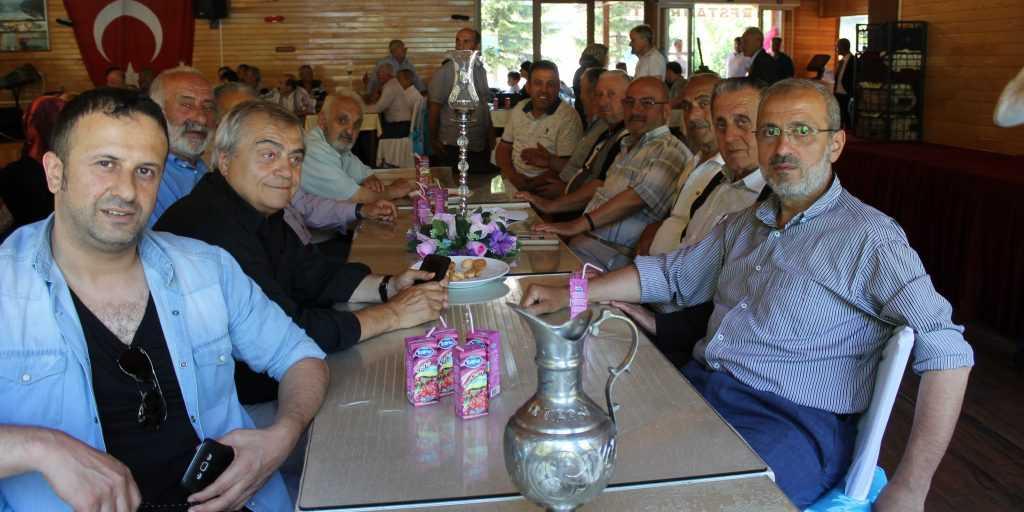 Ahmet Özge'sine kavuştu 5