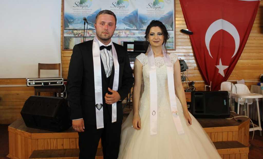 Ahmet Özge'sine kavuştu 2