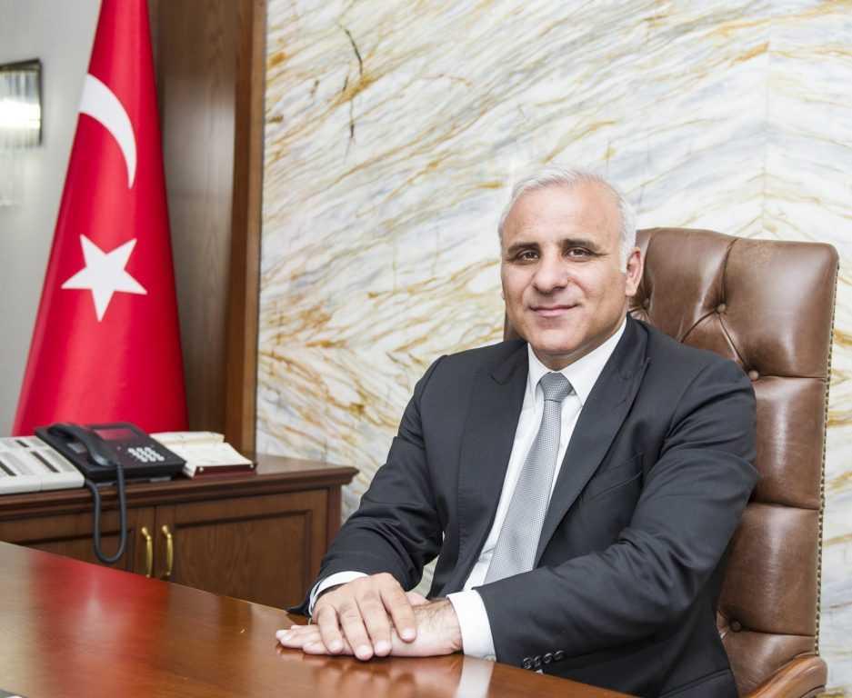 Trabzon Büyükşehir'e Çaykaralı Başkan Adayı
