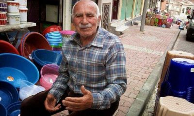 Eğridere'de İsmail Osmanoğlu vefat etti