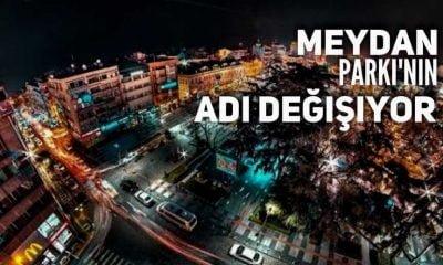 Trabzon Meydan Parkı'nın yeni adı Meclis'ten geçti