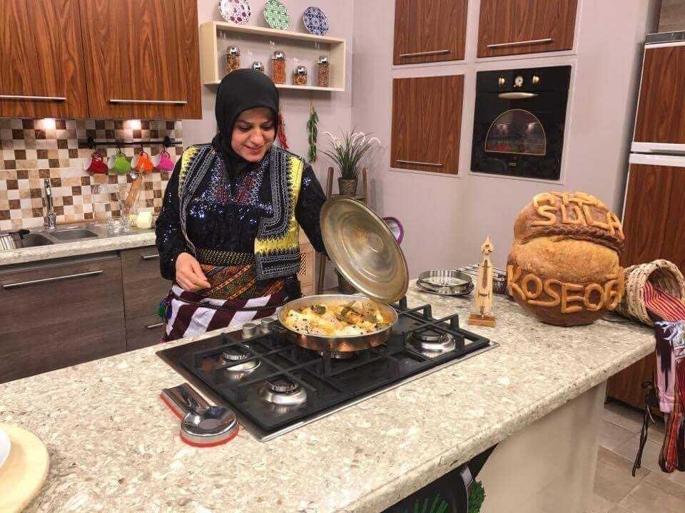 Köseoğlu TGRT HABER'de yemek yapacak 1