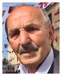 Emekli öğretmen Mehmet Sanisoğlu Holo'da toprağa verildi 1