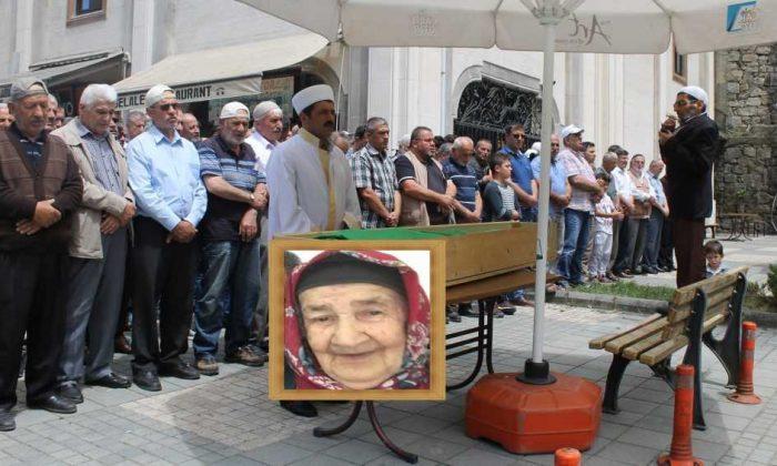 Taşkıran'da Havva Çelebi Toprağa verildi