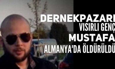 Mustafa Düzenli Almanya'da öldürüldü