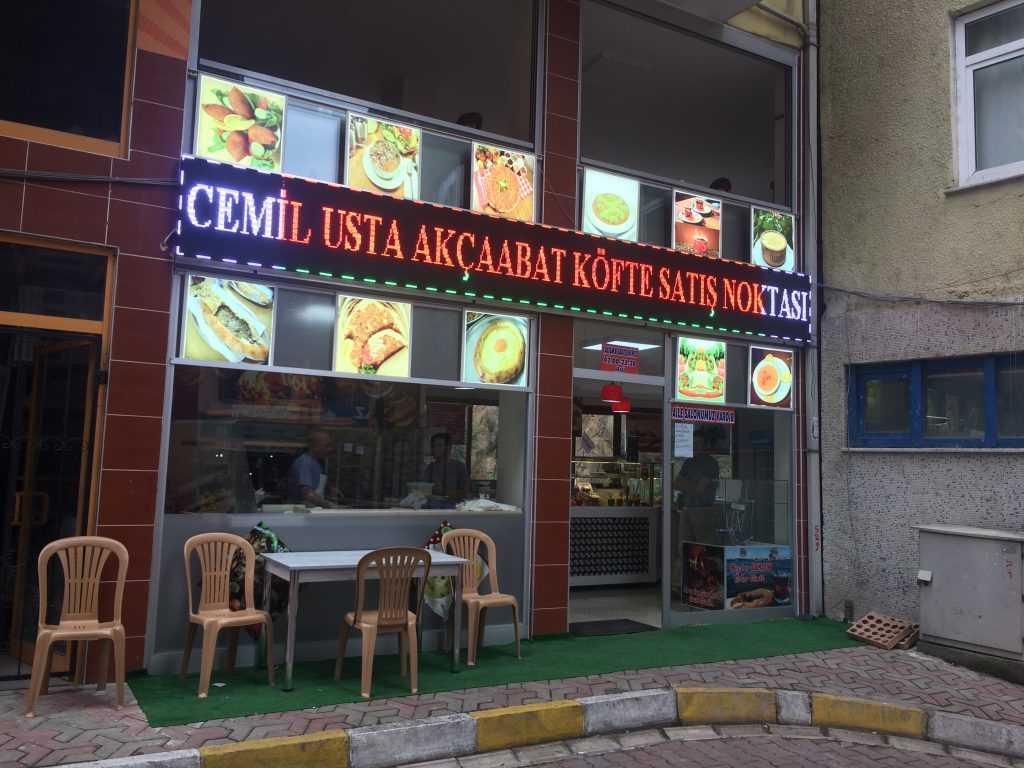 Pide Solaklı Çaykara'da açıldı 3