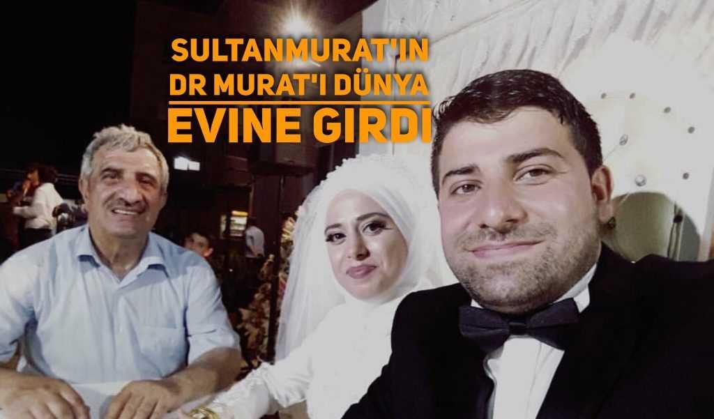 Dr. Aydın Murat'ın mutlu günü