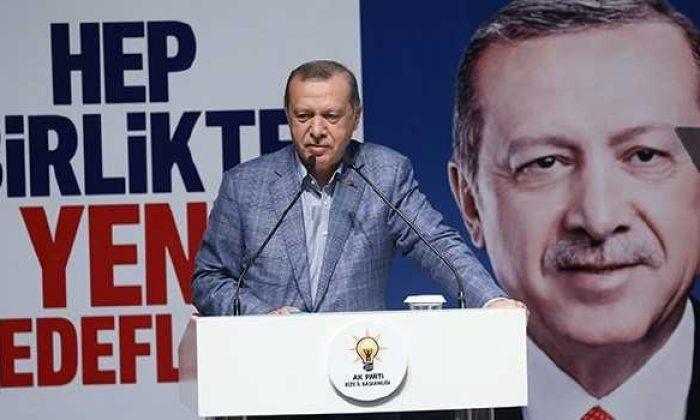 Cumhurbaşkanı Erdoğan'dan Uzungöl'de kentsel dönüşüm işareti