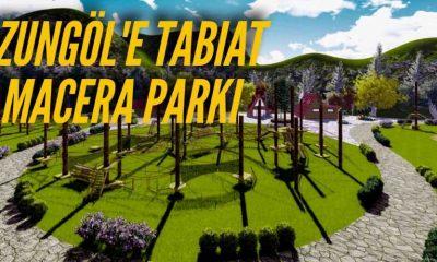 Uzungöl'e Tabiat Macera Parkı