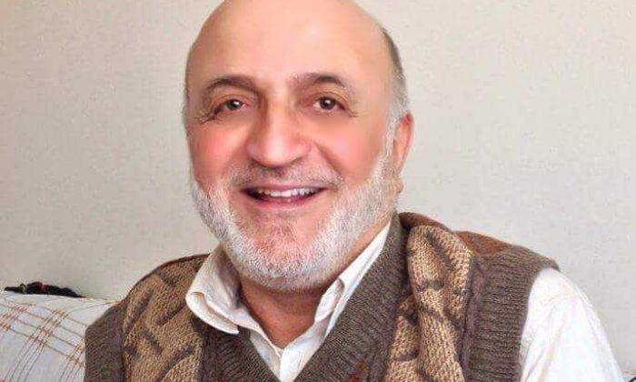 Aldoğan'da Ali Nevzat Batu vefat etti