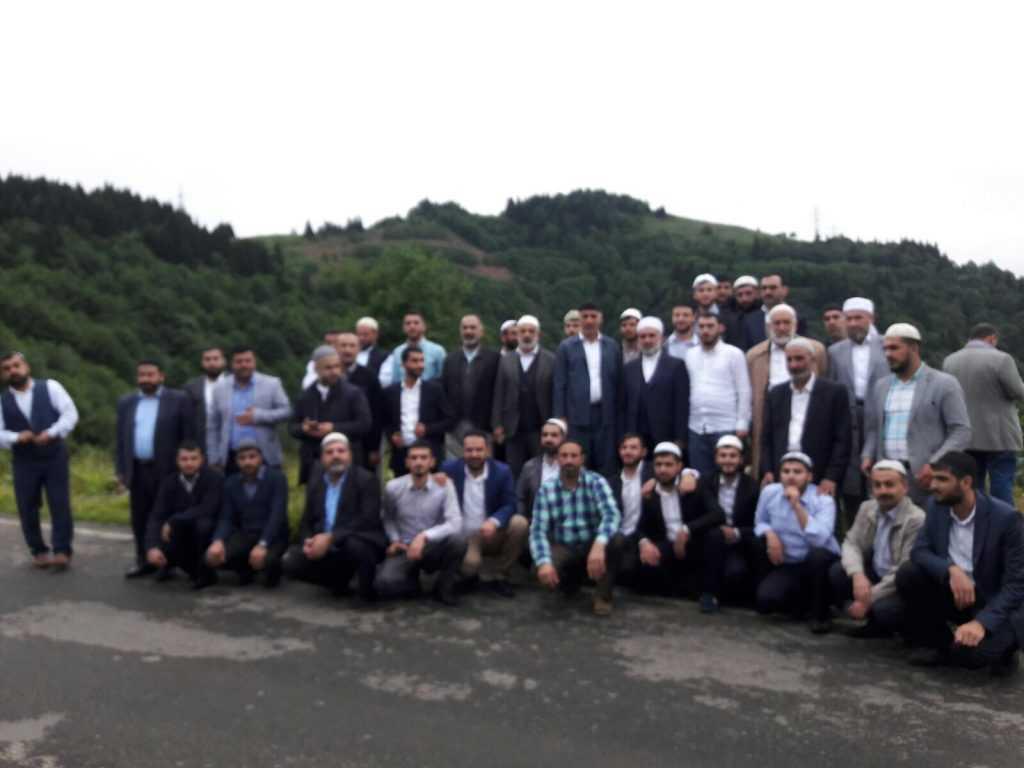 Diyarbakırlı din adamları Sultanmurat'ta 3