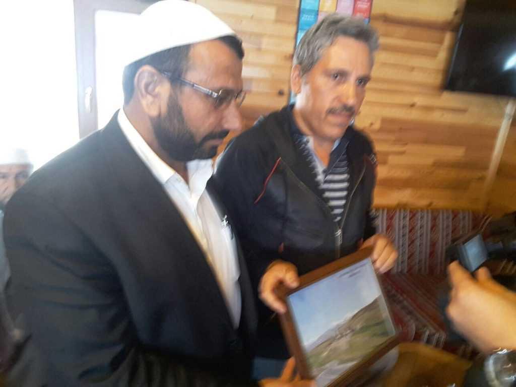 Diyarbakırlı din adamları Sultanmurat'ta 5