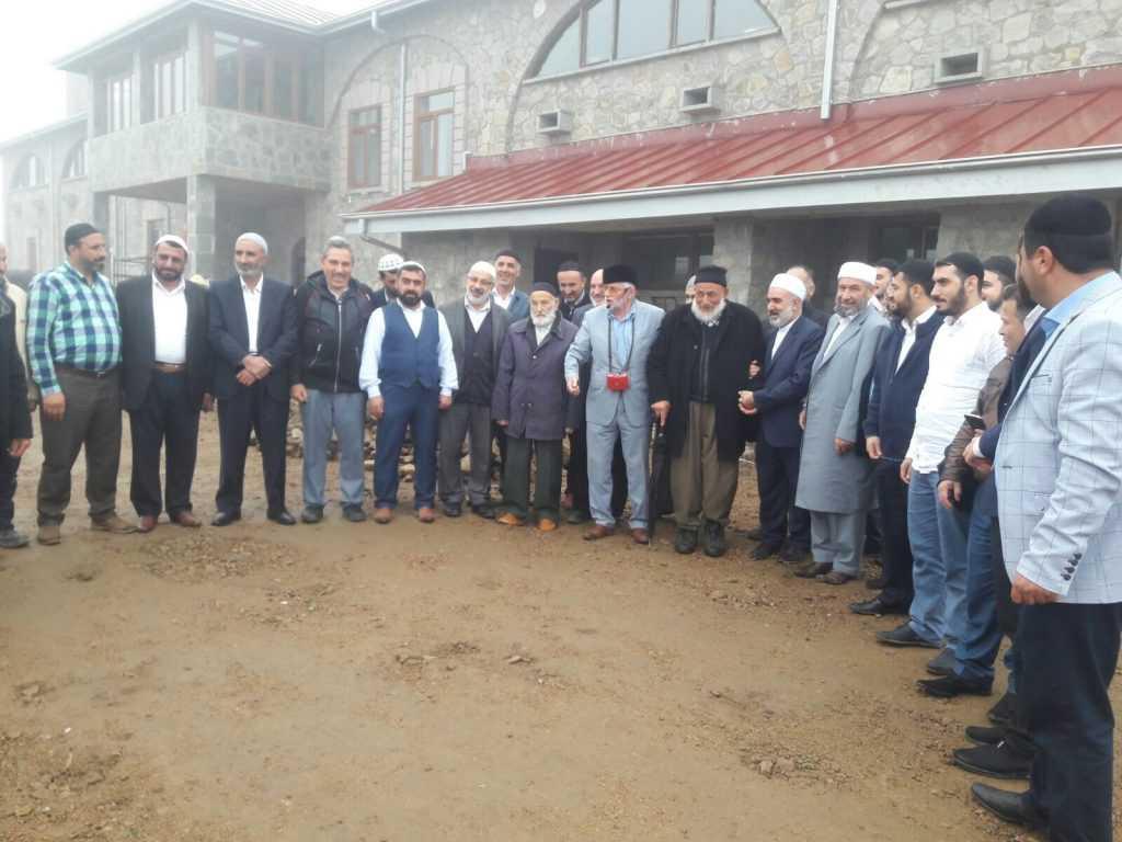 Diyarbakırlı din adamları Sultanmurat'ta 6