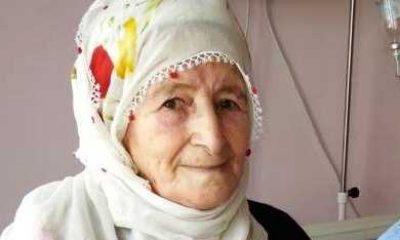 Ataköy'de Fatma Sarı vefat etti