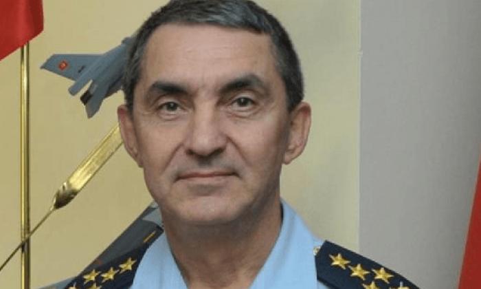 Hava Kuvvetlerine Oflu general
