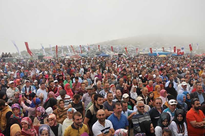 On binler Sultanmurat'ta buluştu 11