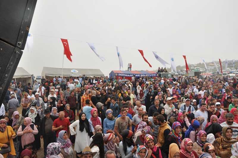 On binler Sultanmurat'ta buluştu 12