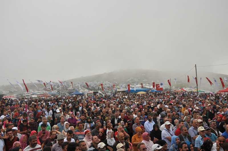 Halkımız Sultanmurat'ta buluşmayı özlemiş 2