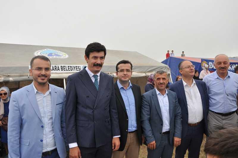 On binler Sultanmurat'ta buluştu 19