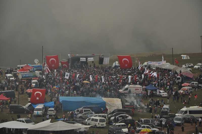 Halkımız Sultanmurat'ta buluşmayı özlemiş 5