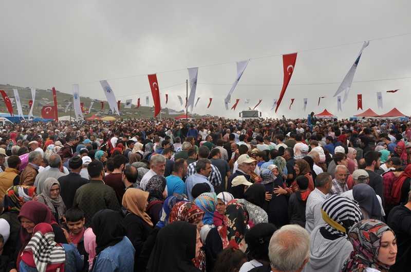 On binler Sultanmurat'ta buluştu 32