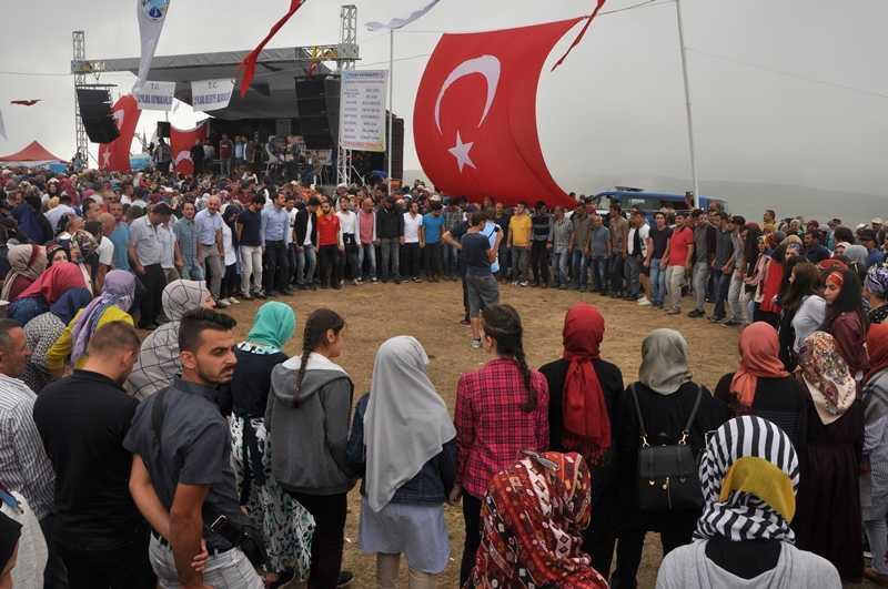 Halkımız Sultanmurat'ta buluşmayı özlemiş 6