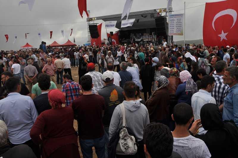 On binler Sultanmurat'ta buluştu 41