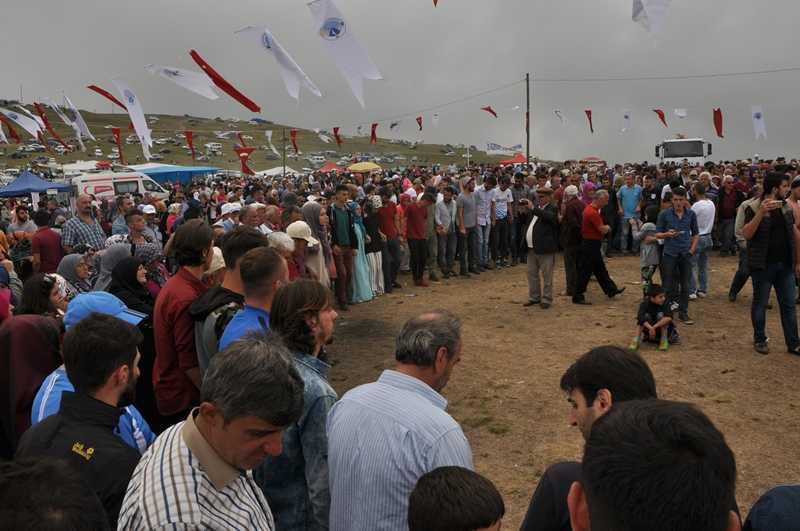 On binler Sultanmurat'ta buluştu 43