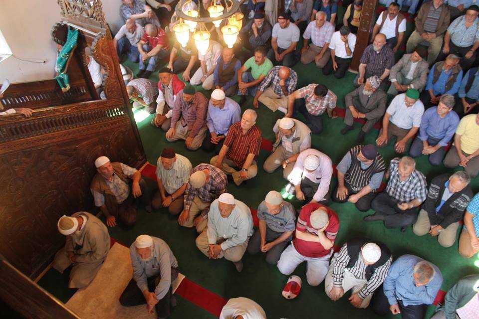 Tarihi Camide 12 Yıl Sonra Bir Cuma 2