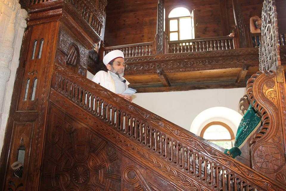 Tarihi Camide 12 Yıl Sonra Bir Cuma 7