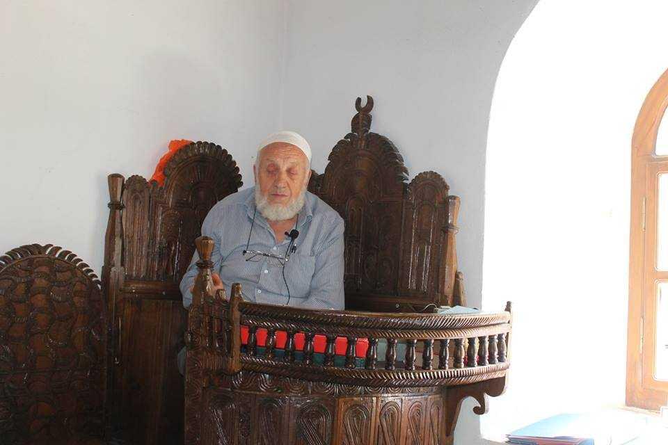 Tarihi Camide 12 Yıl Sonra Bir Cuma 8