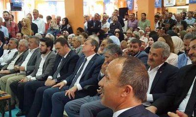 Çaykara Kongresi Bakan Soylu'nun katılımıyla yapıldı