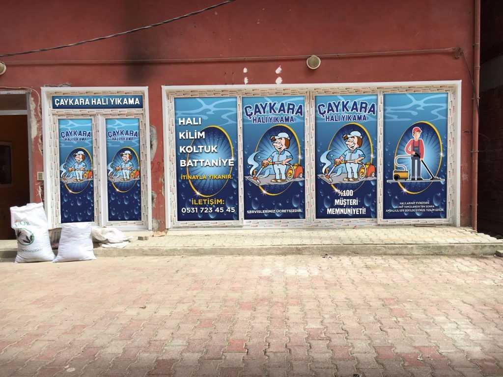 Çaykara'da halı yıkama tesisi açıldı 1