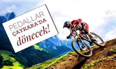 Çaykara'da dağ bisikleti yarışı 1 Ekim'de