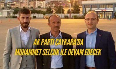 Ak Parti Çaykara İlçe Başkanı Adayı netleşti