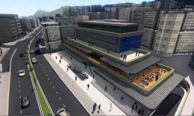 """O.Fevzi Gümrükçüoğlu: """"Katlı otopark projesi titizlikle hazırlandı"""""""