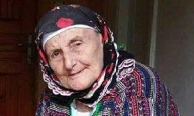 Uzungöl'de Emine Kır vefat etti