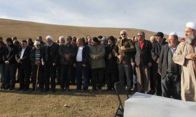 Çayıroba'da Ayşe Biberoğlu Toprağa verildi