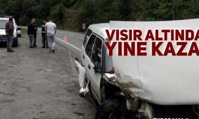 Aynı yerde bu kaçıncı kaza!