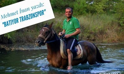 İnani isyan etti: Batıyor Trabzonspor